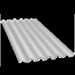 Telha ondulina 2,44 x0,50 5mm Isdralit